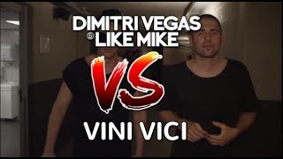 DIMITRI VEGAS & LIKE MIKE vs VINI VICI / MEGA DROP BATTLE 🎹