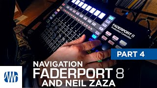 PreSonus—Neil Zaza on the Faderport 8 Part 4: Navigation