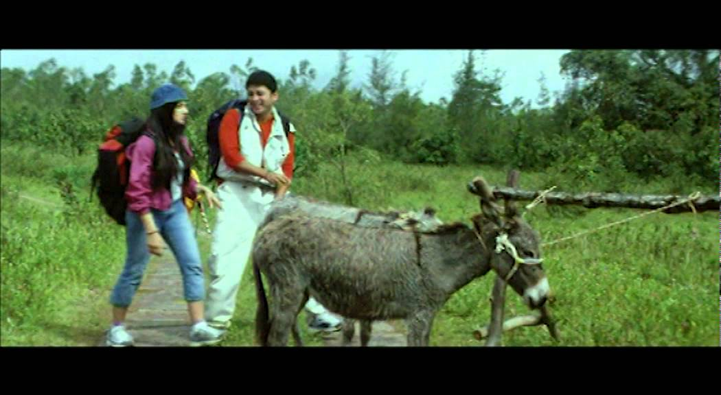 Small Boy And Girl Love Wallpaper Arthi Riding On Donkey Very Funny Video Youtube