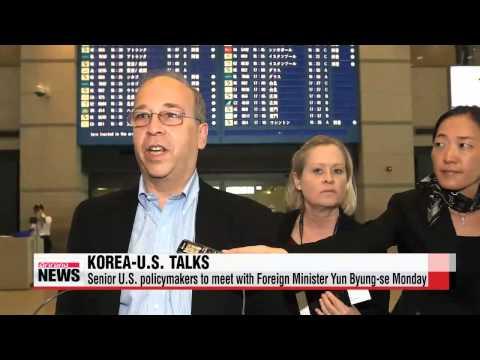 Senior U.S. officials visit Seoul to discuss N. Korea, security issues   미 국무.국방