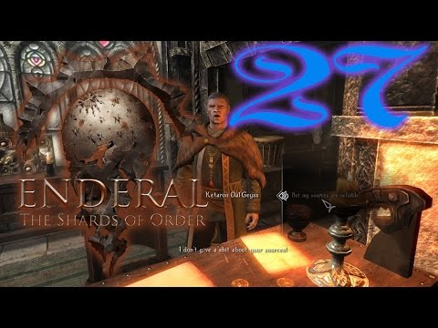 Enderal (Skyrim Overhaul) - Part 27 - Tracing the First Black Stone