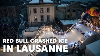 Red Bull Crashed Ice Lausanne 2013 - Event Recap