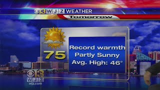 Bob Turk Has Your Overnight Weather Forecast