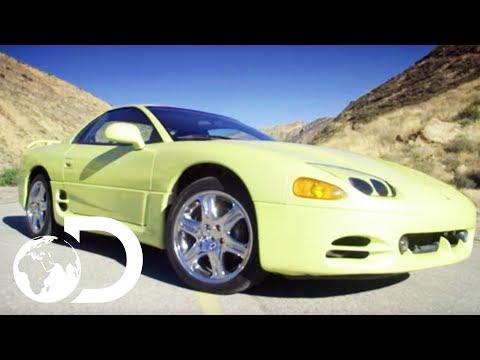 Mitsubishi 3000GT VR4 | Wheeler Dealers