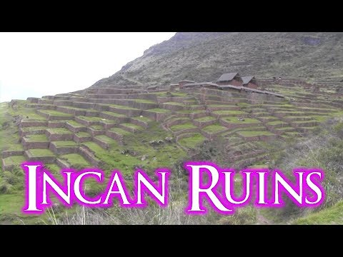 Huchuy Qosqo, Exploring Ancient Incan Ruins in Peru