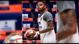 FIBA BASKETBALL PLAYER FAILS DRUG TEST – BECAUSE HE'S PREGNANT