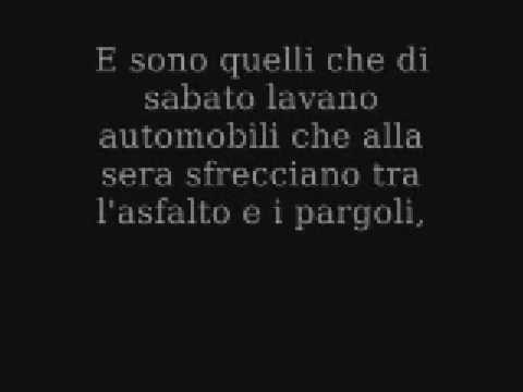 Frankie Hi-NRG - Quelli Che Benpensano (Lyrics)