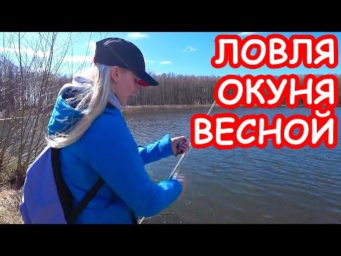 Ловля окуня на спиннинг весной. Приманки на окуня. Рыбалка 2020
