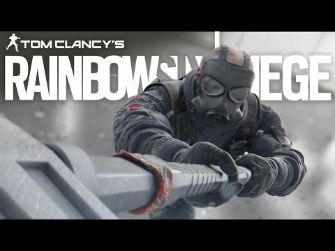 Tom Clancy's Rainbow Six Siege - HAMMER SMASH! (Rainbow Six Siege Gameplay Part 1)