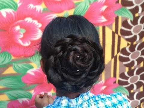 Latest Beautiful hairstyle | Hair styles For Girls | Wedding Hair Styles | Suchi planet