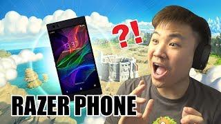 REBUTAN HADIAH RAZER PHONE GG DAH !!