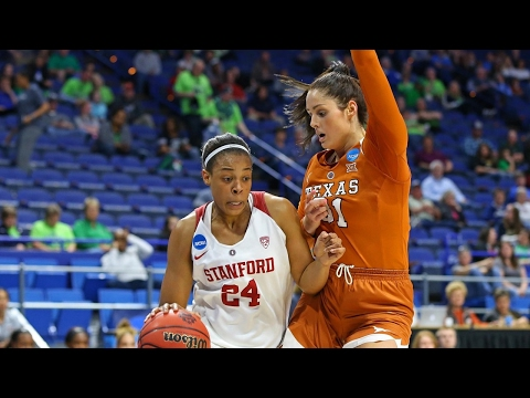 Highlights: Stanford women's basketball advances to Elite 8 with win over Texas