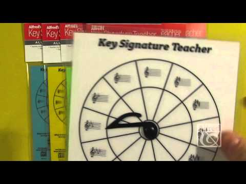 Distributed: Alfred's Key Signature Teacher