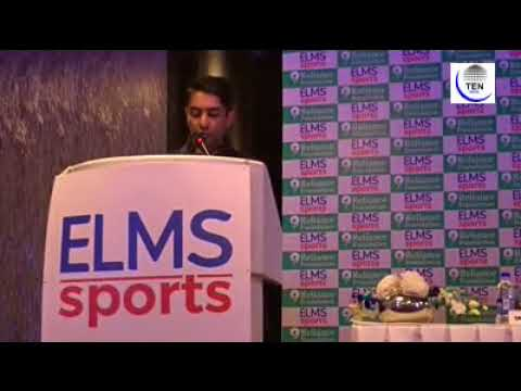 Abhinav Bindra speaks at ELMS Sports Foundation Launch | Reliance Foundation