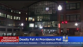 Man Dies After Falling Off Escalator At Providence Place Mall