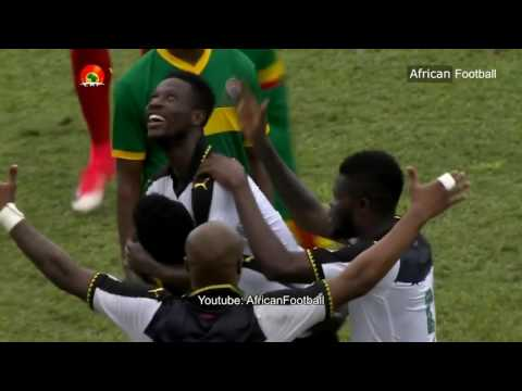 Ghana 5 - 0 Ethiopia - Goals and Highlights - AFCON CAN 2019 Qualifiers (11-06-2017)