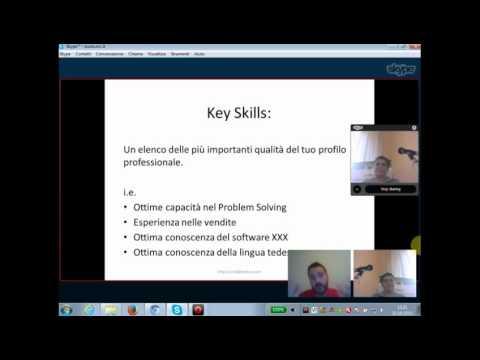 Career Day 2015-Stefano Piergiovanni-Ottimizzare il CV per i paesi anglosassoni e non solo [IT]