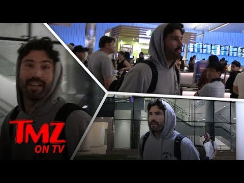 Brody Jenner & Wife Shade Caitlyn After Dodging Wedding | TMZ TV