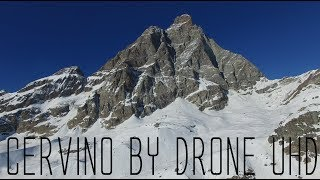 Cervinia by drone ultra hd