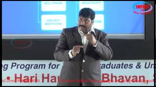 Be A Champion Part-1 By Gampa Nageshwer Rao IMPACT 2013