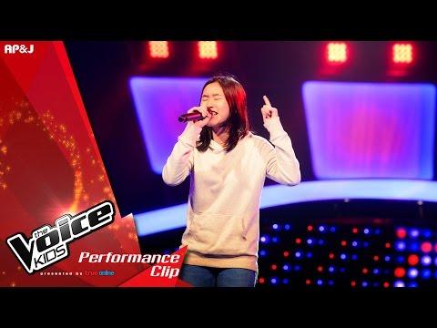 The Voice Kids Thailand - ฟ้า จิดาภา  - See You Again - 17 Jan 2016