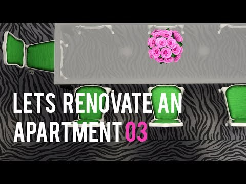 The Sims 3 Lets Renovate an Apartment—Part Three