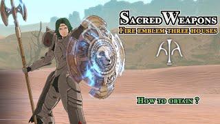 Fire Emblem : Sacred Weapons Showcase & Crest Bearers