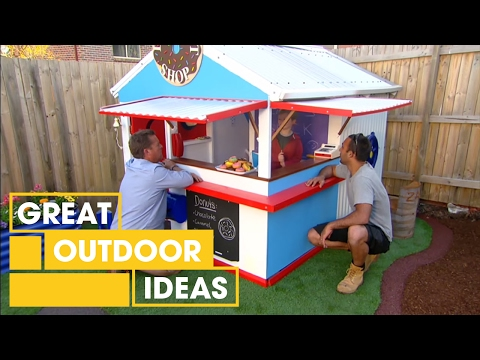 Thumbnail: Adam and Jason's cubby house makeover