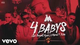 4 Babys KARAOKE - Maluma Ft. Noriel, Bryant Myers, Juhn