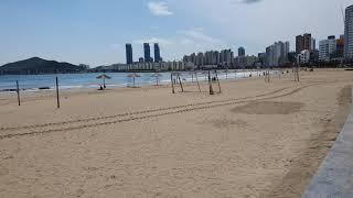 부산광역시 수영구 광안리해수욕장 모습7