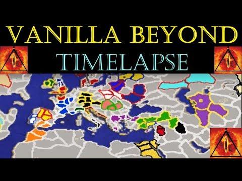 Vanilla Beyond TimeLapse: Medieval 2 Total War MOD (A.I. Only)