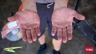 Hands at Main Street Mower