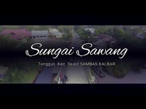 """Drone Dji Phantom 3 Standar Sambas """"SUNGAI SAWANG"""" Bongkar Rambutan"""