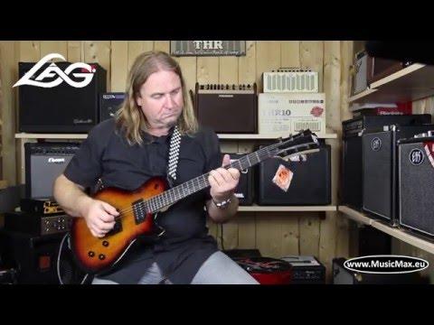 Electric Guitar Sound Review | LAG Imperator I66 TOS
