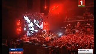 В Минске состоялся долгожданный концерт Depeche Mode