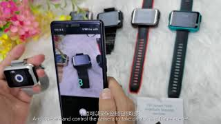 How to use T91 smartwatch