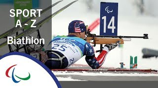 Sports of the Paralympic Winter Games: Biathlon