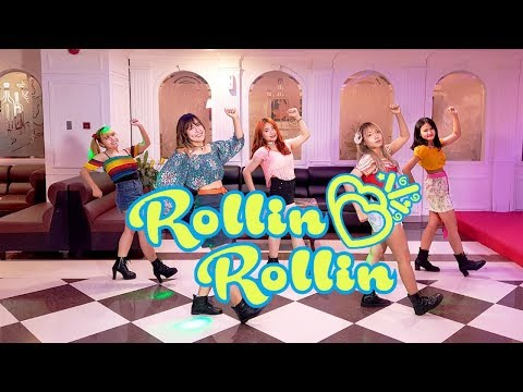 PRODUCE 48 Love Potion (러브포션) - Rollin' Rollin' DANCE COVER BY INVASION GIRLS