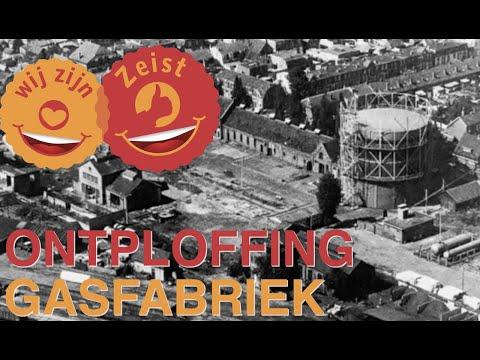 Ontploffing Zeister gasfabriek