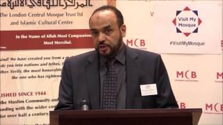 Dr Ahmad Al Dubayan - Director General - The Islamic Cultural Centre London 2017 Video