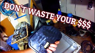 Should You Ever Replace Your Transmission Filter?