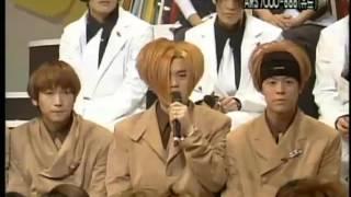 1998.12.26 음악캠프 H.O.T. - 투혼,열맞춰,빛