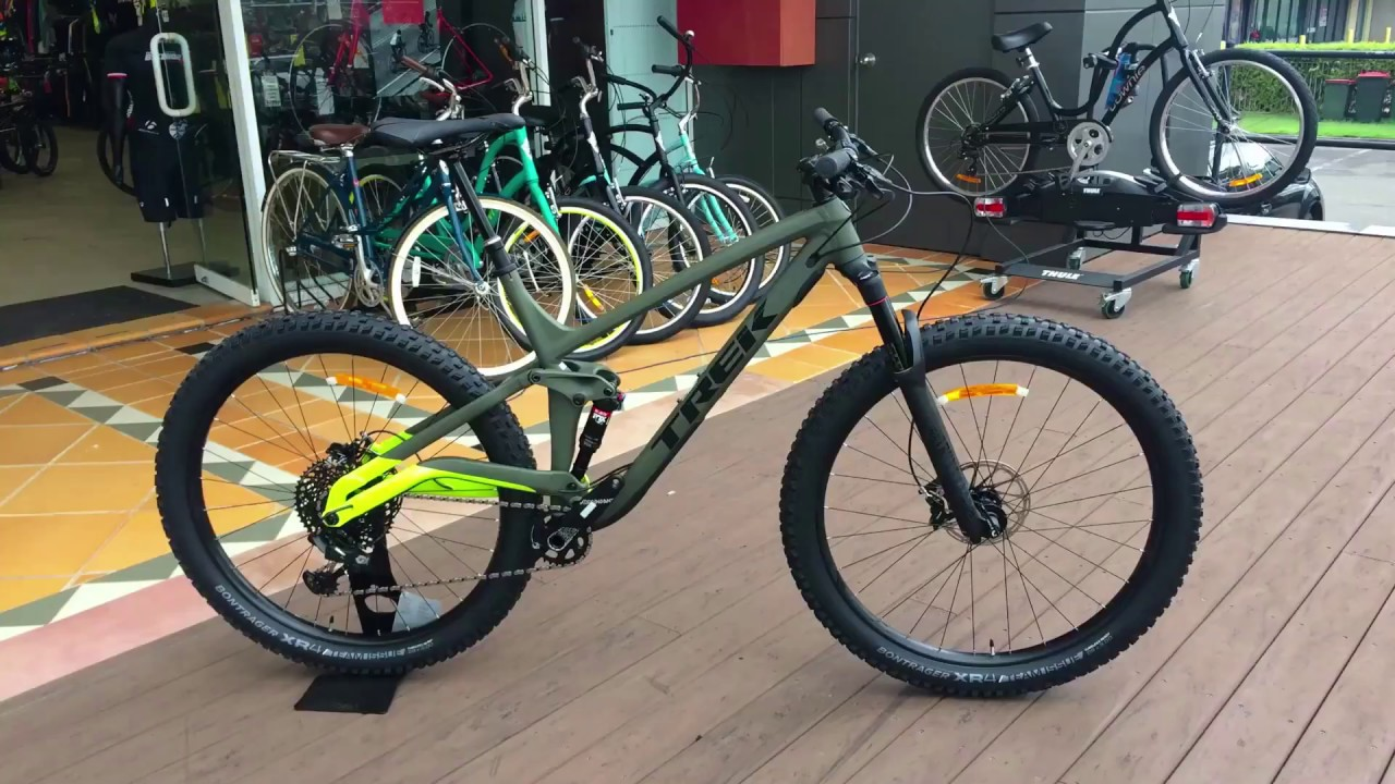 Trek 2019 Full Stache 8 at Erina Bikeworx - clipzui.com