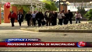 Reportaje a fondo: Polémica en Municipalidad de San Ignacio - Chilevisión HD