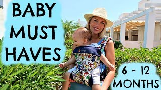 Baby Must Haves | Baby Essentials | 6   12 Months | Ad