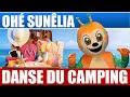 DANSE DU CAMPING - SUNÊLIA LA LOUBINE - 2017
