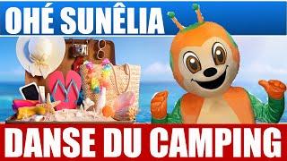 danse du club sunêlia - camping La Loubine 2017 (aloa animations)