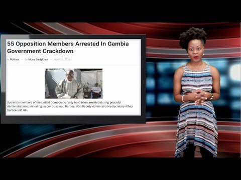 Yahya Jammeh Is Arresting & Killing Opposition Members Ahead Of Gambian Election