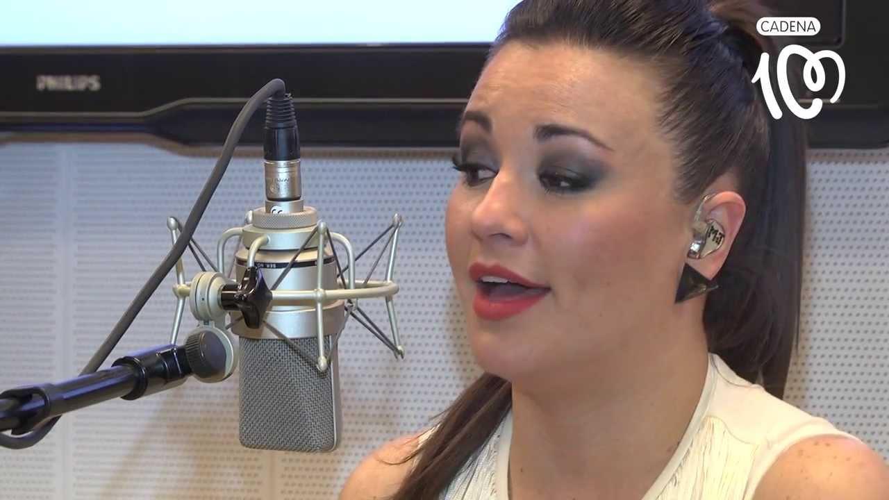 """Maria Jose (La Josa) """"Prefiero ser su amante"""" Acústico Cadena 100"""