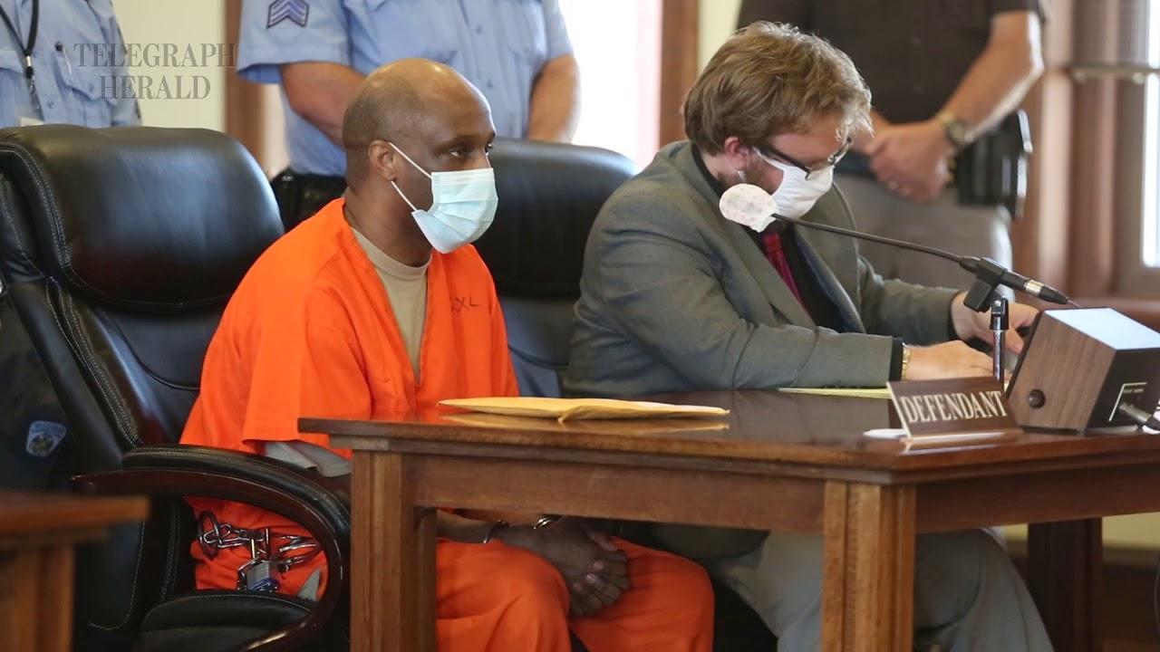 Attempted-homicide plea, sentencing hearing